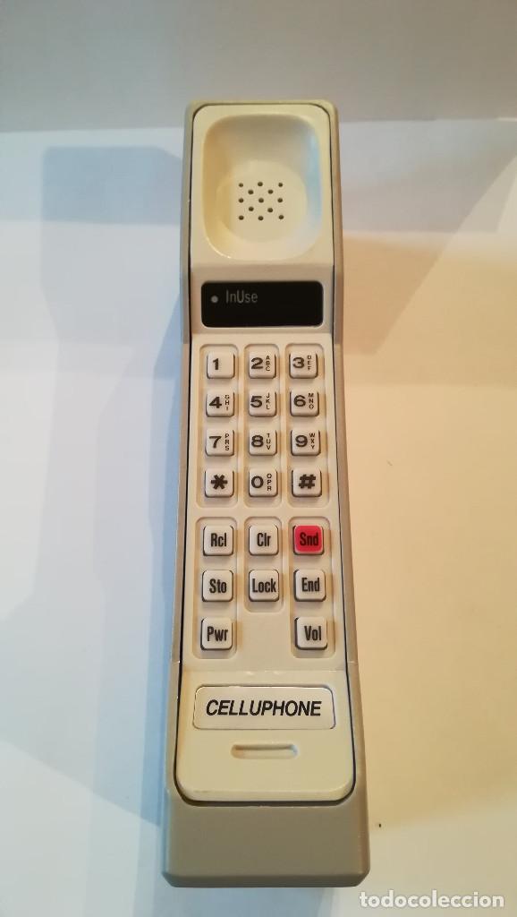 Telefono Celular De Juguete Con Su Caja De Toy Comprar En