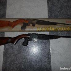 Juguetes antiguos y Juegos de colección: RIFLE PANTHERMATIC CAP GUN AÑOS 70. Lote 113005723
