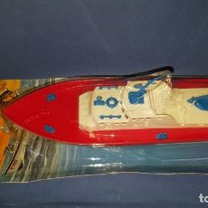 Juguetes antiguos y Juegos de colección: BARCO GUARDACOSTAS. Lote 113095551