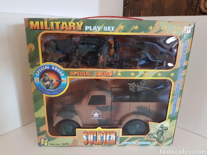 A Estrenar Camion Lanza Misiles Jeep Carro Vendido En Venta