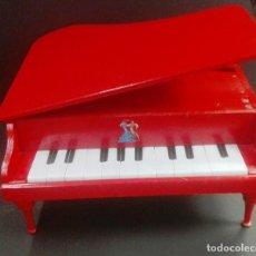 Juguetes antiguos y Juegos de colección: PIANO DE JUGUETE DE LOS AÑOS 50. Lote 113650815
