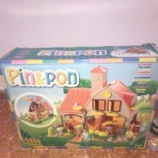 Juguetes antiguos y Juegos de colección: PINYPON. Lote 97777092