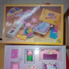 Brinquedos antigos e Jogos de coleção: LOS MOVIS SECRETS SIMILAR A PIN Y PON NO PLAYMOBIL. Lote 114838820
