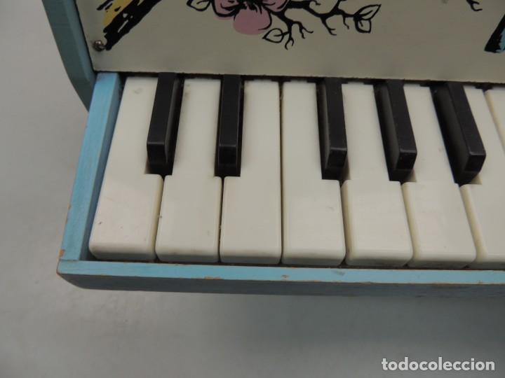 Madera 7 Piano Antiguo De Juguete Infantil Años Subasta En Vendido MzSpGqUV