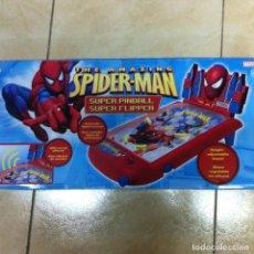 Juguetes antiguos y Juegos de colección: SPIDERMAN PINBALL. Lote 115114339