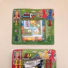 Juguetes antiguos y Juegos de colección: ANTIGUOS JUEGOS EN BLISTER. Lote 115520015