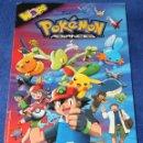 Juguetes antiguos y Juegos de colección: POKEMON ADVANCED WAPS - PANINI (2003) ¡COLECCIÓN COMPLETA!. Lote 131770946