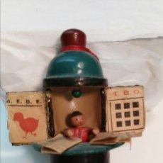 Juguetes antiguos y Juegos de colección: KIOSKO DE MADERA. Lote 117156199