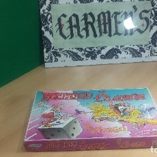 Juguetes antiguos y Juegos de colección: MORTADELO Y FILEMON, EL JUEGO. Lote 117473143