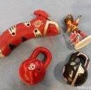 Juguetes antiguos y Juegos de colección: LOTE Nº 8 ACCESORIO FIGURA Y BOLAS TRANSFORMABLES BAKUGAN . Lote 117727639