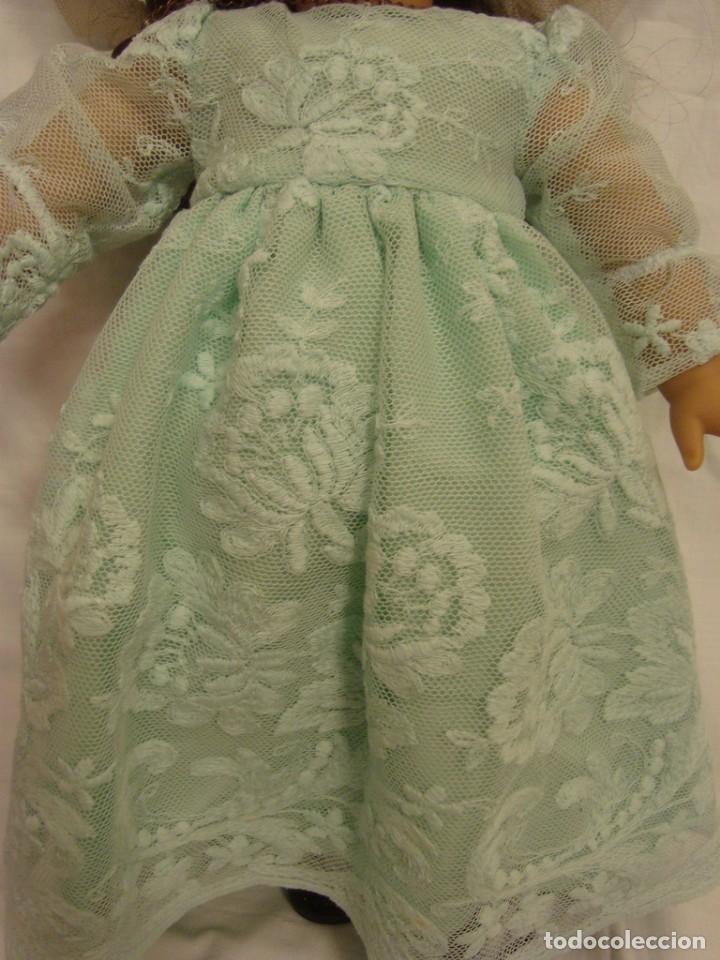 Juguetes antiguos y Juegos de colección: Vestido para muñeca antigua - Foto 2 - 118017883