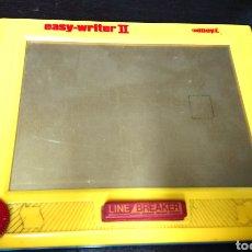 Juguetes antiguos y Juegos de colección: PIZARRA MAGICA EASY WRITER II AÑOS 80. Lote 119158587