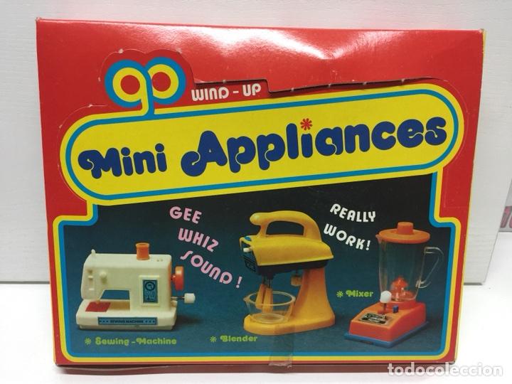JUGUETE MINI APPLIANCE RETRO 1990 (Juguetes - Varios)