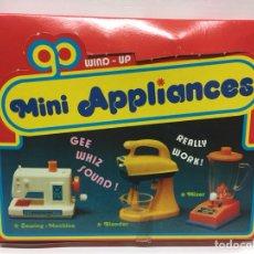 Juguetes antiguos y Juegos de colección: JUGUETE MINI APPLIANCE RETRO 1990. Lote 119176551
