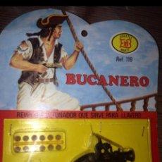 Juguetes antiguos y Juegos de colección: PISTOLA DE PISTONES 1970-80. Lote 54947648