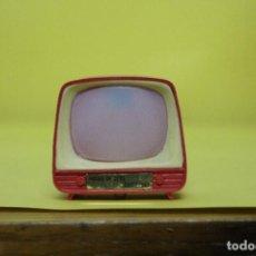 Juguetes antiguos y Juegos de colección: VISOR TELEVISION DIAPOSITIVAS MUSEO DE CERA BARCELONA. Lote 171346340