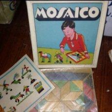 Juguetes antiguos y Juegos de colección: JUEGO CONSTRUCCION DE 1930-40. Lote 57539739