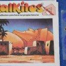 Juguetes antiguos y Juegos de colección: LOS VALLES FERTILES - ERASE UNA VEZ EL HOMBRE - KALKITOS. Lote 121084979