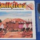 Juguetes antiguos y Juegos de colección: LOS PRIMEROS IMPERIOS - ERASE UNA VEZ EL HOMBRE - KALKITOS. Lote 121084995