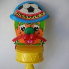 Juguetes antiguos y Juegos de colección: NICANOR MUNDIAL 82 MARCA REIG SIN USO. Lote 122195227