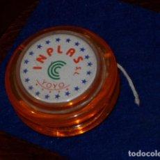 Juguetes antiguos y Juegos de colección: YOYO INPLAS.. Lote 122300435
