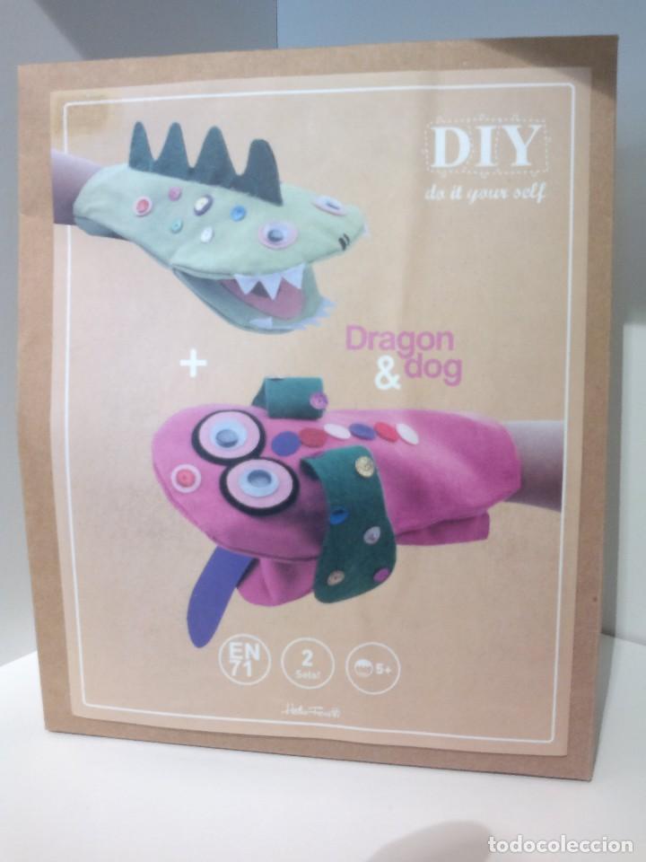 Pack diy do it yourself marionetas dragn y comprar en pack diy do it yourself marionetas dragn y perro juguetes varios solutioingenieria Images