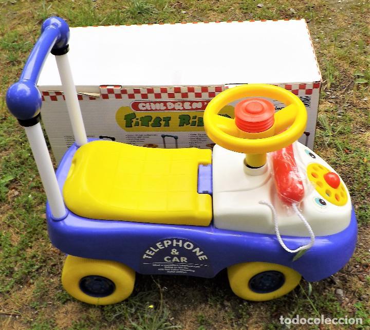 Juguetes antiguos y Juegos de colección: IMC Andador correpasillos infantil - Foto 2 - 124296347