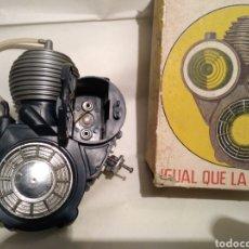Juguetes antiguos y Juegos de colección: MOTOR SONORO. JUGUETES BREKAR. R. 1000.. Lote 124416810