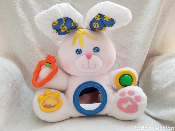 Peluche Bunny Rabbit Interactivo Fisher Price V Comprar En
