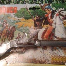 Juguetes antiguos y Juegos de colección - Pistola de fulminantes. Sin uso en su blister original - 125962583