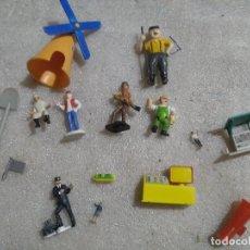 Juguetes antiguos y Juegos de colección: FIGURAS PLÁSTICO. Lote 126470383