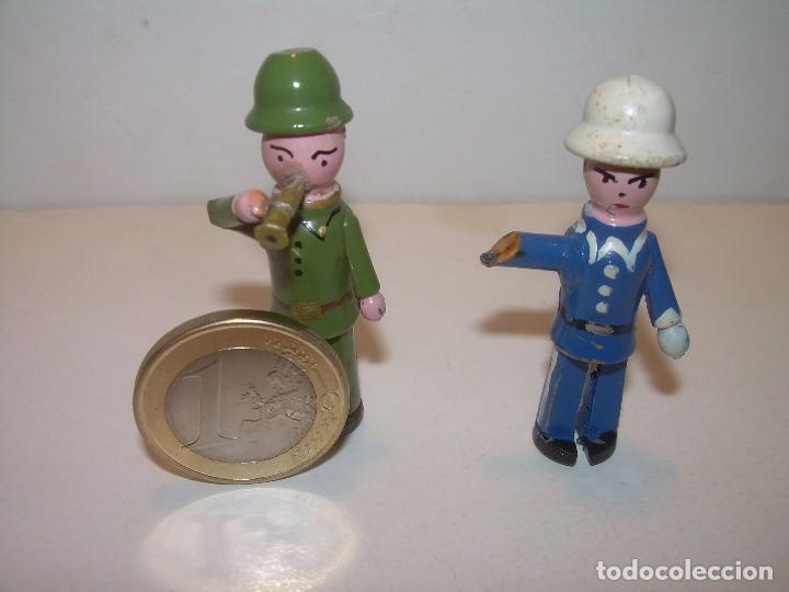Juguetes antiguos y Juegos de colección: ANTIGUOS Y BONITOS JUGUETES DE MADERA. - Foto 4 - 126866983