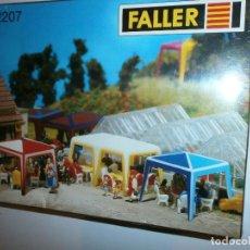 Juguetes antiguos y Juegos de colección: FALLER N 2207 NUEVO EN SU CAJA Y CON PRECINTO. Lote 127187115