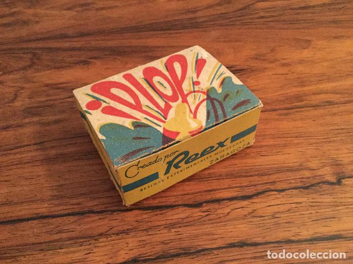 Juguete Plop Reex Resinas Experimentales Molde Comprar En