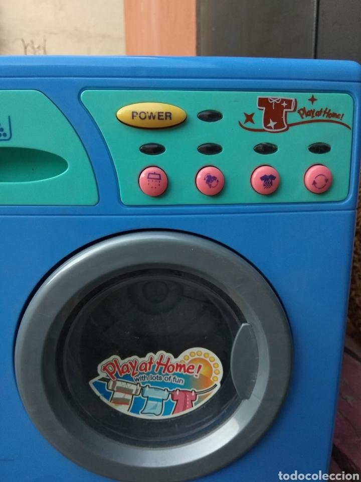 Juguetes antiguos y Juegos de colección: Lavadora - Foto 2 - 127971654