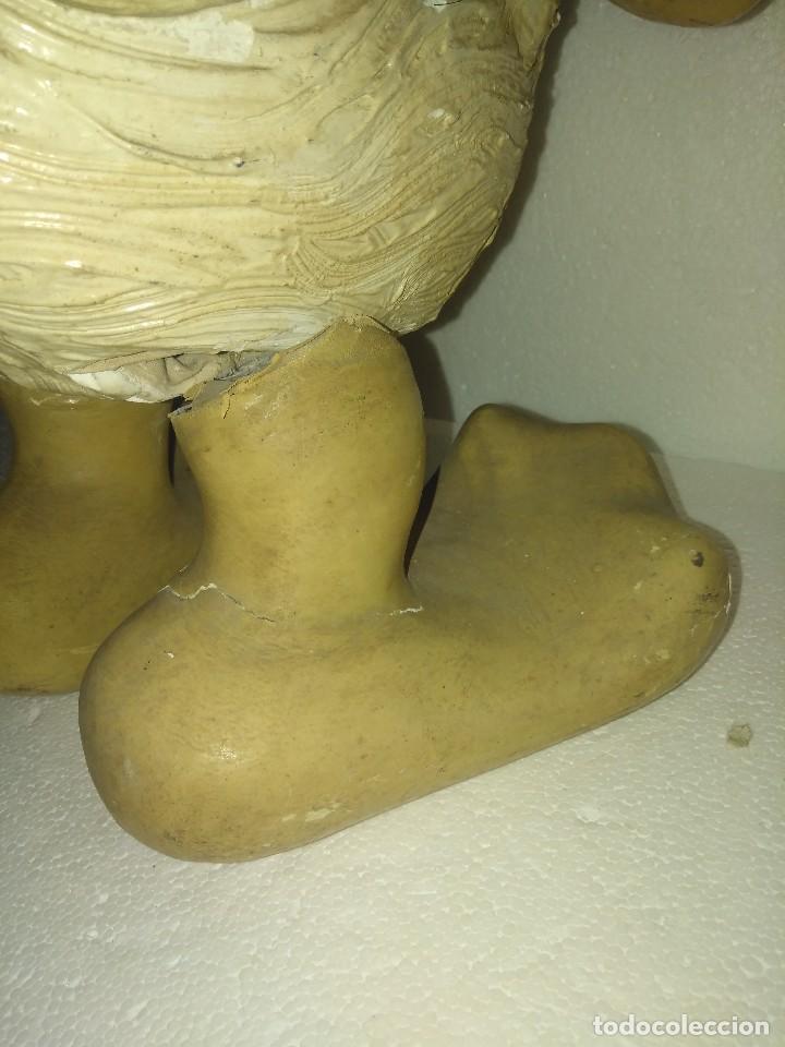 Juguetes antiguos y Juegos de colección: Espectacular gran figura antigua de escaparate Pato Donald, Disney - Foto 14 - 127978695