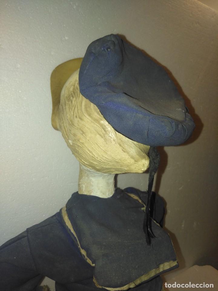 Juguetes antiguos y Juegos de colección: Espectacular gran figura antigua de escaparate Pato Donald, Disney - Foto 15 - 127978695