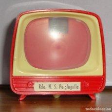 Juguetes antiguos y Juegos de colección: (TC-124) VISOR TELEVISON DIAPOSITIVAS N S PUIGLAGULLA. Lote 128871179
