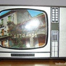 Juguetes antiguos y Juegos de colección: (TC-124) VISOR TELEVISON DIAPOSITIVAS SETCASES. Lote 128871247