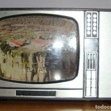 Juguetes antiguos y Juegos de colección: (TC-124) VISOR TELEVISON DIAPOSITIVAS EL FAR. Lote 128871275