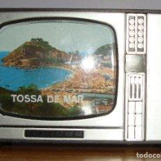 Juguetes antiguos y Juegos de colección: (TC-124) VISOR TELEVISON DIAPOSITIVAS TOSSA DE MAR. Lote 128871311