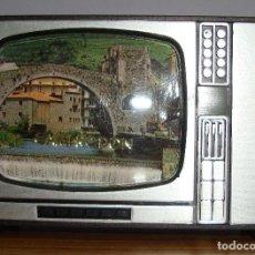 Juguetes antiguos y Juegos de colección: (TC-124) VISOR TELEVISON DIAPOSITIVAS CAMPRODON. Lote 128871447