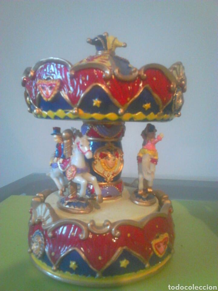 Juguetes antiguos y Juegos de colección: 2 Carrusel Tio Vivo y una Noria Musicales - Foto 2 - 118630186