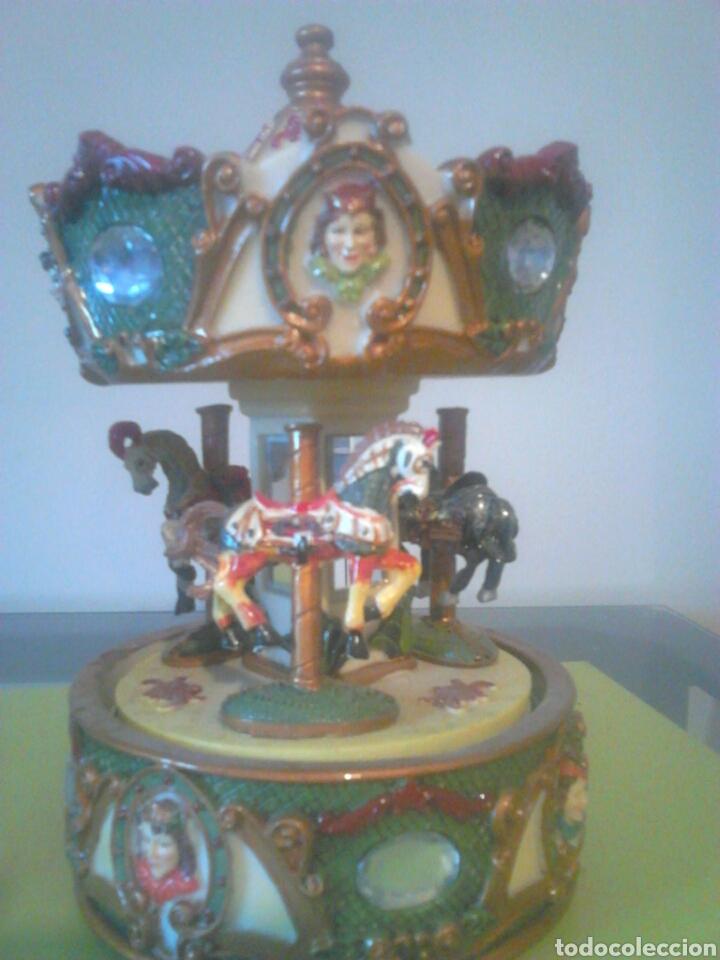 Juguetes antiguos y Juegos de colección: 2 Carrusel Tio Vivo y una Noria Musicales - Foto 3 - 118630186