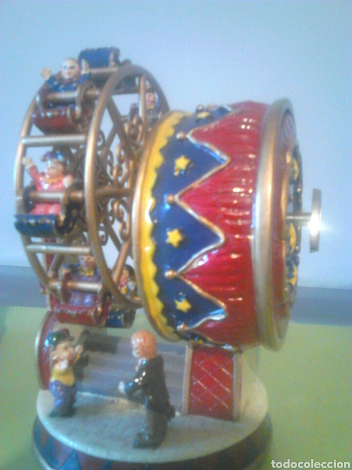 Juguetes antiguos y Juegos de colección: 2 Carrusel Tio Vivo y una Noria Musicales - Foto 4 - 118630186