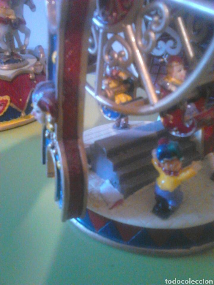 Juguetes antiguos y Juegos de colección: 2 Carrusel Tio Vivo y una Noria Musicales - Foto 5 - 118630186