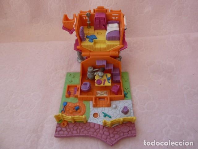Juguetes antiguos y Juegos de colección: Casita Bluebird 1994 - Foto 4 - 130629558