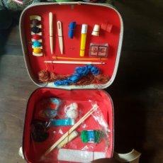 Juguetes antiguos y Juegos de colección: COSTURERO SEÑORITA PEPIS. Lote 130889400