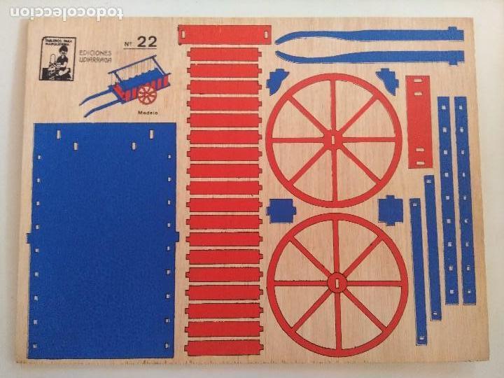 Tablero Marqueteria Carro N22 Ediciones Ydiarra Comprar En