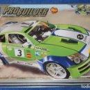 Juguetes antiguos y Juegos de colección: PROBUILDER PURSUIT MK7 SRA - 3725 RACING SERIES CAR - MEGA BLOKS (2006) ¡IMPECABLE!. Lote 131882618